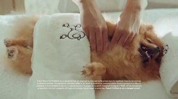 E*TRADE Prebuilt Mutual Fund Portfolios TV Spot, 'Doggie Spa Day' - Thumbnail 6
