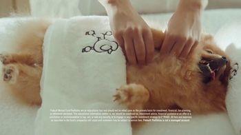 E*TRADE Prebuilt Mutual Fund Portfolios TV Spot, 'Doggie Spa Day' - Thumbnail 7