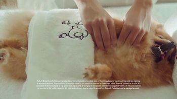 E*TRADE Prebuilt Mutual Fund Portfolios TV Spot, 'Doggie Spa Day' - Thumbnail 8
