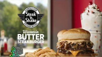 Steak 'n Shake Wisconsin Butter Steakburger TV Spot, 'Experience' - Thumbnail 10