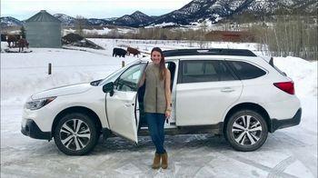 2019 Subaru Outback TV Spot, 'Always Smiling' [T2] - Thumbnail 3