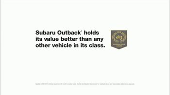 2019 Subaru Outback TV Spot, 'Always Smiling' [T2] - Thumbnail 4