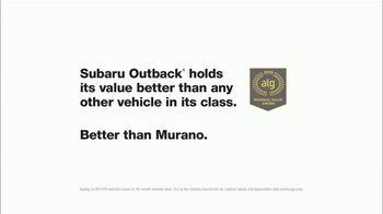 2019 Subaru Outback TV Spot, 'Always Smiling' [T2] - Thumbnail 6