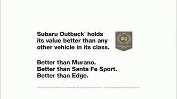 2019 Subaru Outback TV Spot, 'Always Smiling' [T2] - Thumbnail 7