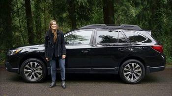 2019 Subaru Outback TV Spot, 'Always Smiling' [T2] - Thumbnail 9