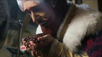 Burger King BK Café TV Spot, 'The King Has Something Brewing' - Thumbnail 1