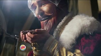 Burger King BK Café TV Spot, 'The King Has Something Brewing' - Thumbnail 2