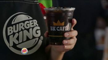 Burger King BK Café TV Spot, 'The King Has Something Brewing' - Thumbnail 3