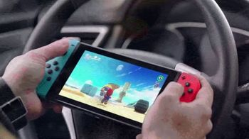 Nintendo Switch TV Spot, 'Let Me Try: Save 50%' - Thumbnail 2