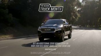 Ram Truck Month TV Spot, 'All Powerful' Song by A Thousand Horses [T2] - Thumbnail 8