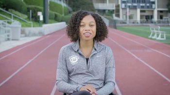 Challenged Athletes Foundation TV Spot, 'Olympian Allyson Felix Salutes Paralympian Scout Bassett' - Thumbnail 1