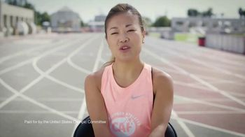 Challenged Athletes Foundation TV Spot, 'Olympian Allyson Felix Salutes Paralympian Scout Bassett' - Thumbnail 2