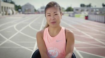 Challenged Athletes Foundation TV Spot, 'Olympian Allyson Felix Salutes Paralympian Scout Bassett' - Thumbnail 4