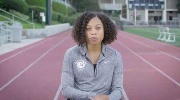 Challenged Athletes Foundation TV Spot, 'Olympian Allyson Felix Salutes Paralympian Scout Bassett' - Thumbnail 5
