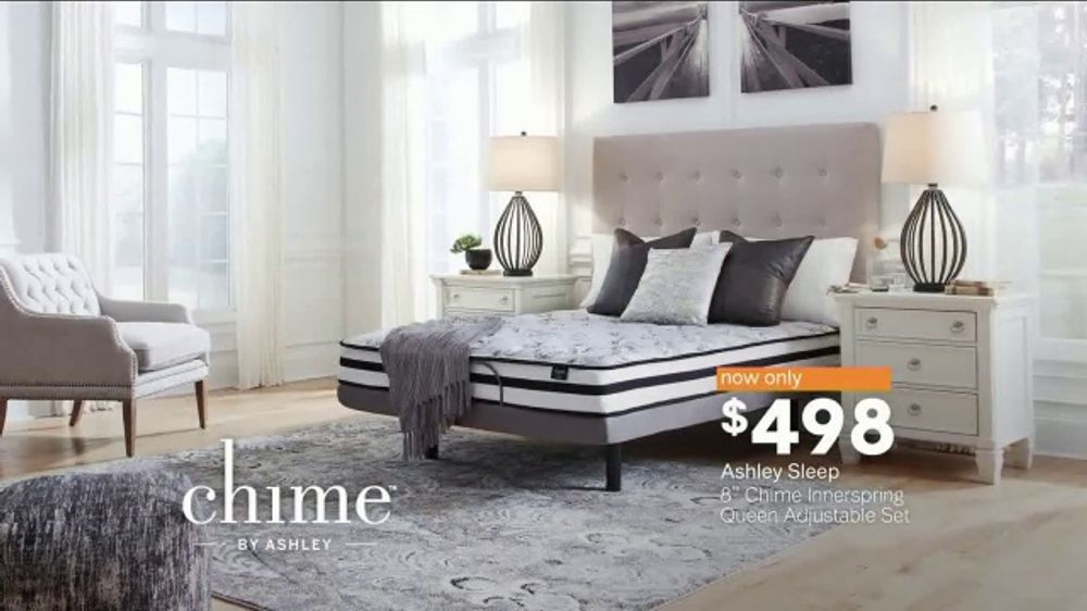 Ashley Homestore Presidents Day Mattress Sale Tv Commercial Ashley Sleep And Sealy Queen