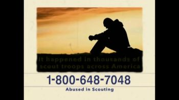 AVA Law Group, Inc TV Spot, 'Abused in Scouting' - Thumbnail 1