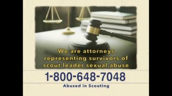 AVA Law Group, Inc TV Spot, 'Abused in Scouting' - Thumbnail 5