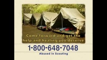 AVA Law Group, Inc TV Spot, 'Abused in Scouting' - Thumbnail 6
