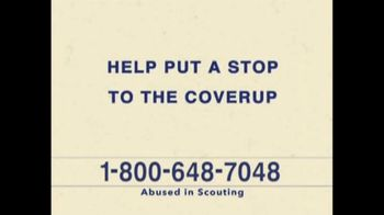 AVA Law Group, Inc TV Spot, 'Abused in Scouting' - Thumbnail 7