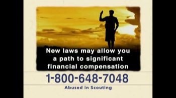 AVA Law Group, Inc TV Spot, 'Abused in Scouting' - Thumbnail 8