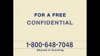 AVA Law Group, Inc TV Spot, 'Abused in Scouting' - Thumbnail 9