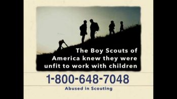 AVA Law Group, Inc TV Spot, 'Abused in Scouting'