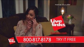 Live Links TV Spot, 'Tonight'
