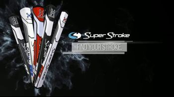 Super Stroke Traxion Series TV Spot, 'Targeted Traxion Zones' - Thumbnail 7