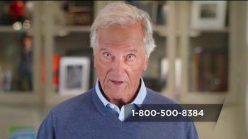 Relief Factor Quickstart TV Spot, 'Play Golf and Tennis' Featuring Pat Boone