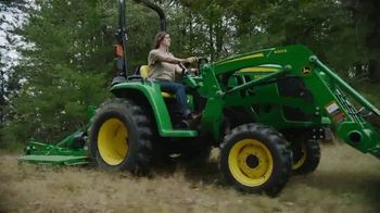 John Deere 3E Series TV Spot, \'It\'s Time\'