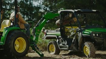 John Deere 3E Series TV Spot, 'It's Time' - Thumbnail 5