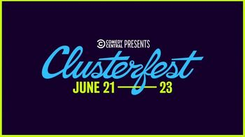 Comedy Central TV Spot, '2019 Clusterfest' - Thumbnail 7