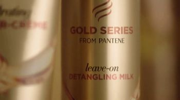 Pantene Gold Series TV Spot, 'Magic of Gold' - Thumbnail 4