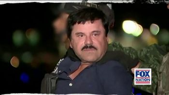 FOX Nation TV Spot, 'Catching El Chapo'