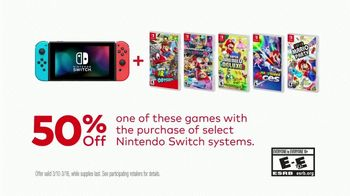 Nintendo Switch TV Spot, 'My Way: 50 Percent Off' - Thumbnail 9