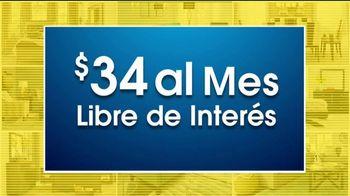 Rooms to Go Venta de Aniversario TV Spot, 'Seccional eléctrico' [Spanish] - Thumbnail 4