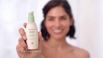 Aveeno Positively Radiant Sheer Daily Moisturizer TV Spot, 'Pura' con Alejandra Espinoza [Spanish]