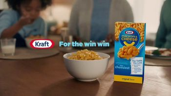 Kraft Macaroni & Cheese TV Spot, 'Not Hungry' Song by Enya - Thumbnail 10