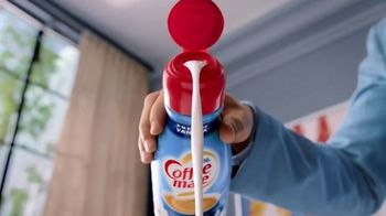 Coffee-Mate TV Spot, 'A Cup or Two...Hundred' - Thumbnail 3