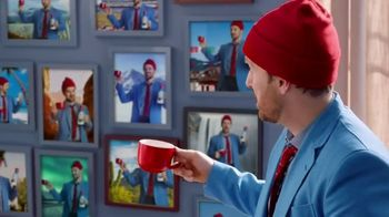 Coffee-Mate TV Spot, 'A Cup or Two...Hundred' - Thumbnail 8