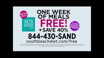 South Beach Diet Spring Break Sale TV Spot, 'Keto Friendly Meals' Featuring Jessie James Decker - Thumbnail 10