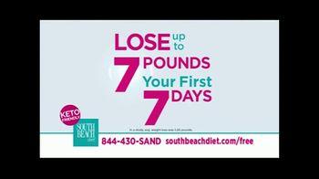 South Beach Diet Spring Break Sale TV Spot, 'Keto Friendly Meals' Featuring Jessie James Decker - Thumbnail 4