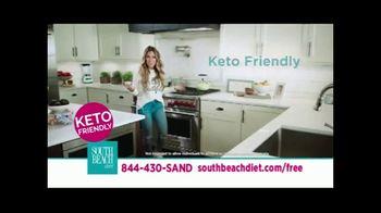 South Beach Diet Spring Break Sale TV Spot, 'Keto Friendly Meals' Featuring Jessie James Decker - Thumbnail 7