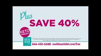 South Beach Diet Spring Break Sale TV Spot, 'Keto Friendly Meals' Featuring Jessie James Decker - Thumbnail 9