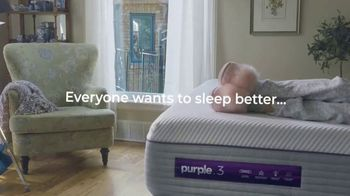 Purple Mattress TV Spot, 'Neighbors: Luxury Sheets' - Thumbnail 6