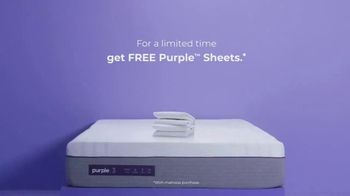 Purple Mattress TV Spot, 'Neighbors: Luxury Sheets' - Thumbnail 8