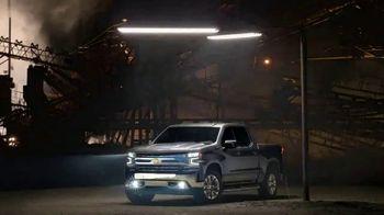 Chevrolet Silverado TV Spot, 'Bajo el reflector' [Spanish] [T1] - Thumbnail 8