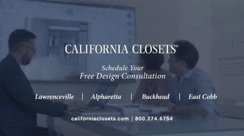 California Closets TV Spot, 'Be Inspired' - Thumbnail 10