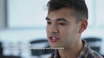 NCAA Division II TV Spot, 'King University: Ben Harris' - Thumbnail 6