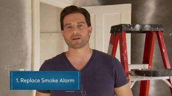 National Fallen Firefighters Foundation TV Spot, 'Three Steps' Featuring Scott McGillivray - Thumbnail 4